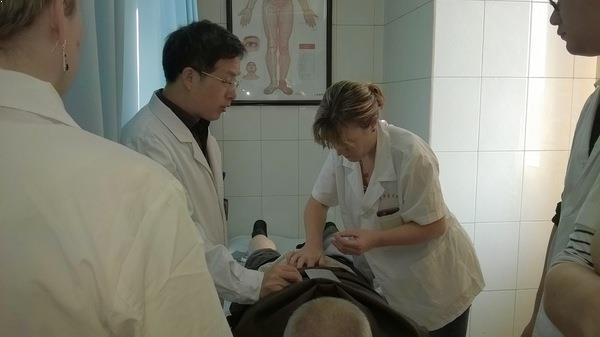 clinic nanjing acupuncture training